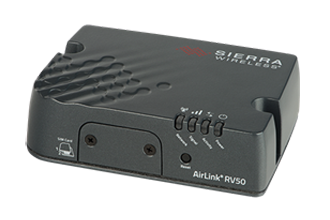 Sierra Wireless AirLink RV50X Industrial LTE Gateway