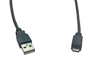 Cable Assembly USB A to Micro USB