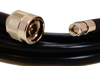 Cable Assembly N Type Plug To SMA Plug