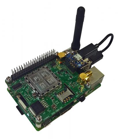3G HAT for Raspberry Pi - The PiloT